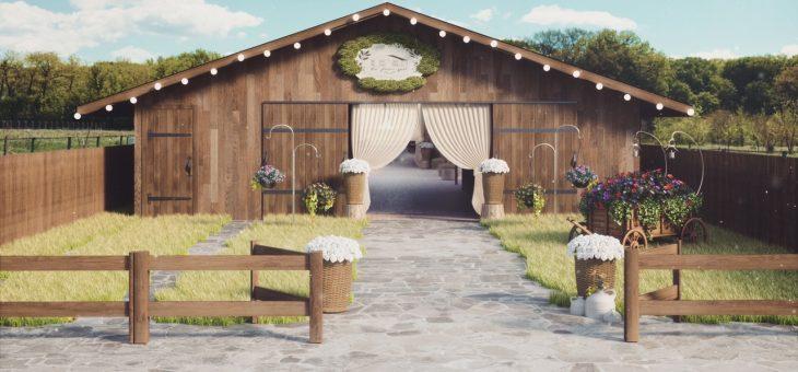 Locatie pentru nunti in aer liber – Hambar, Salon nunta, Padure, Natura,